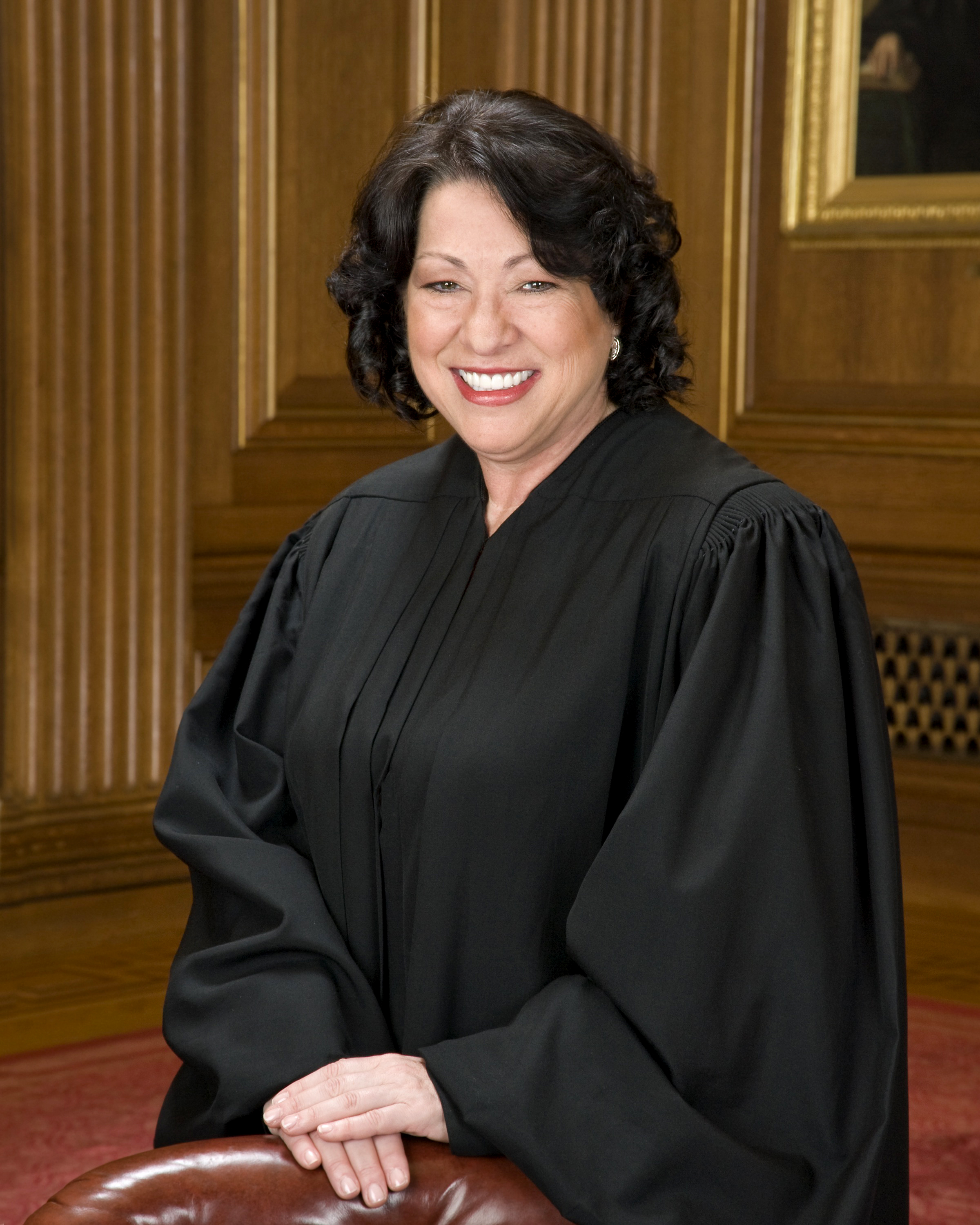 Supreme Court Justice Sotomayor: 'Disturbing Trend' Siding With Police Officers