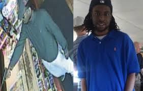 Robbery Suspect (left)