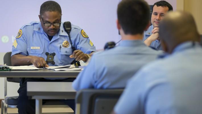 Defining Police Peer Intervention