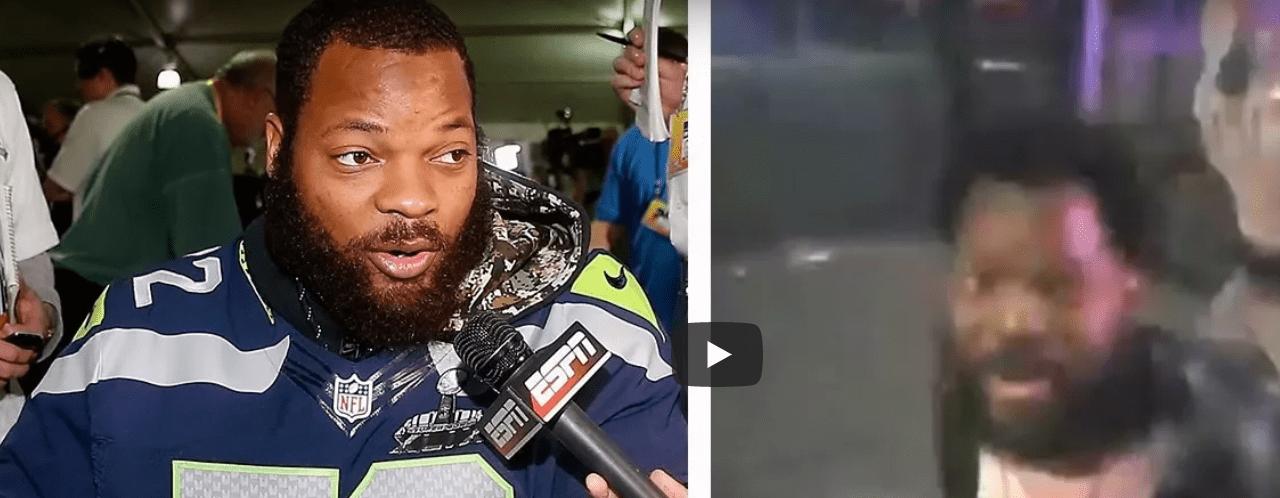 Arrest Video Shows NFL's Michael Bennett Lied