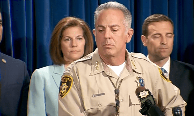 Sheriff: Las Vegas Shooter May Have Been 'Radicalized'