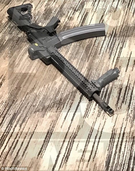 Photos Emerge Of Weapon Used In Las Vegas Massacre
