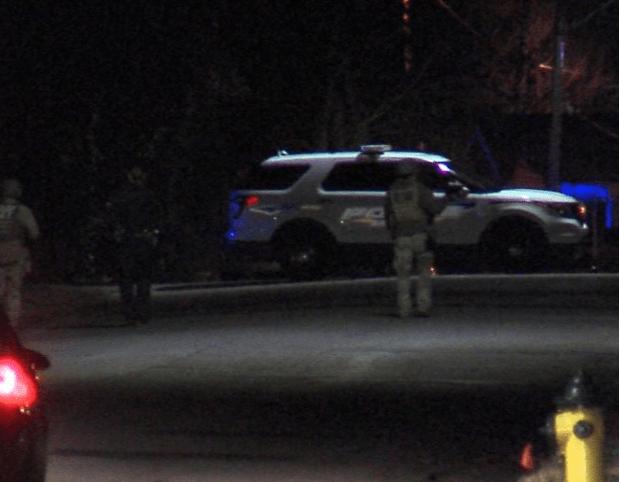 Birmingham Police Officer Ambushed and Shot