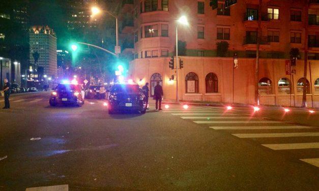 LAPD Officer Ambushed and Shot