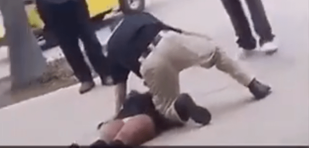 Police Encounter With Student Sparks Outrage