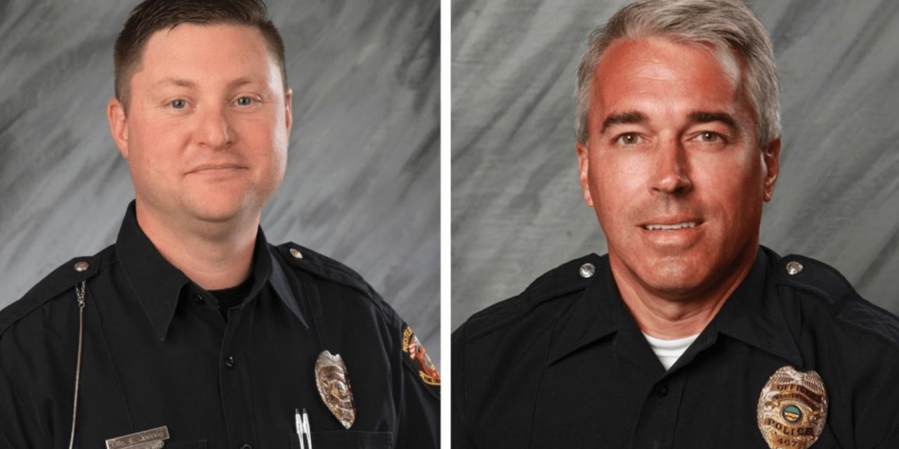 College Offers Full Scholarships To Slain Officer's Children