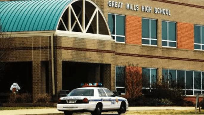 Maryland School On Lockdown Following Shooting
