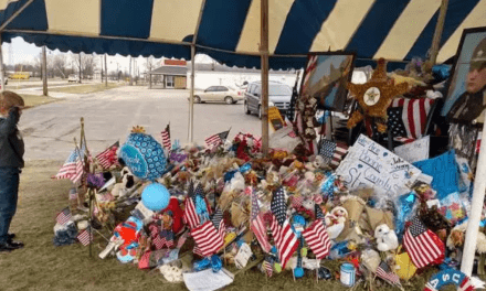 Boy Who Raised Thousands For Fallen Deputy Visits Memorial