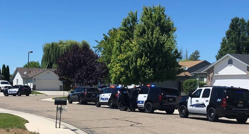 Idaho Police Officer Shot, Suspect Killed