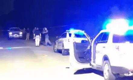 North Carolina Deputy Shot Below Vest, Suspect Escapes