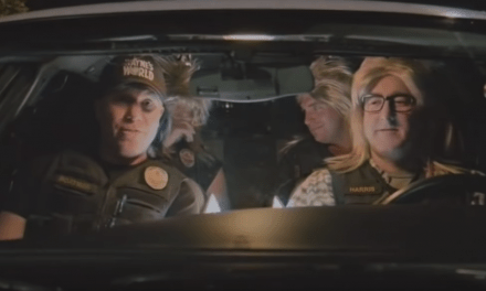 Police Department Goes 'Wayne's World' In Viral Video