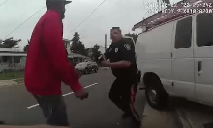 Watch: Atlantic City Officer Shoots Man Attacking Him