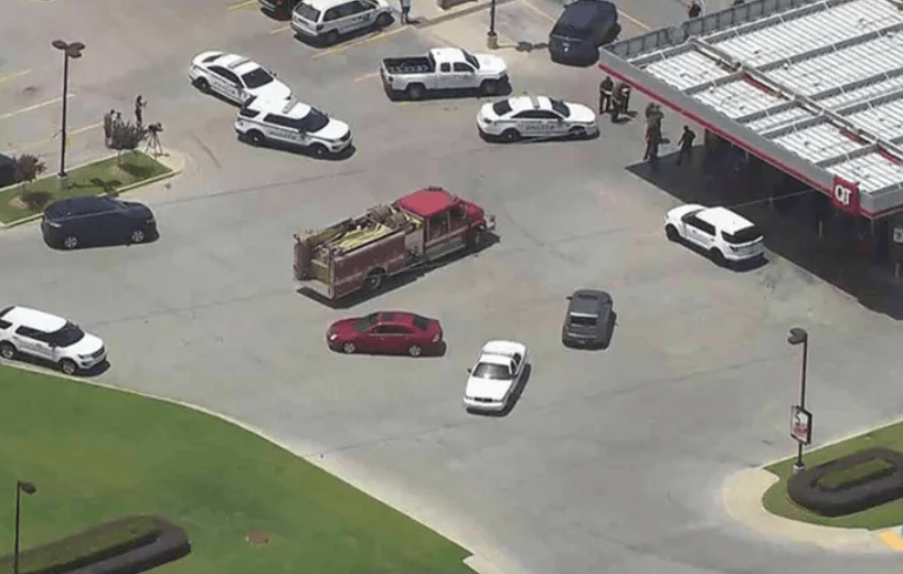 Tulsa Police Officer Shot, Suspect Critical