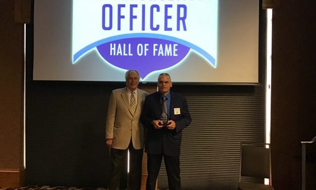 Charles Humes Inducted Into The Law Enforcement Officer Hall of Fame