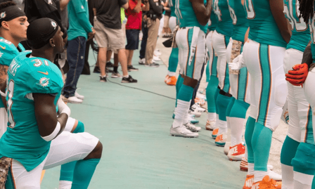 NFL Preseason: The Kneeling Continues