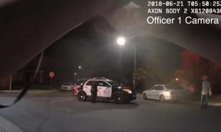 LAPD Shoots Man After Less Lethal Fails