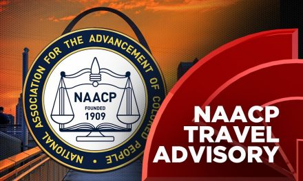 NAACP Issues Travel Warning After Officer Shooting