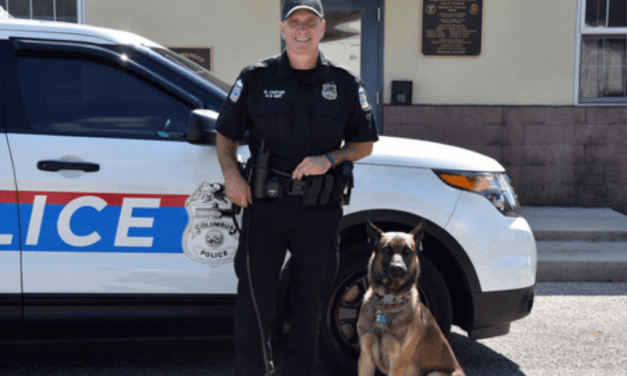 K9 Officer Shoots Own Dog After Being Attacked