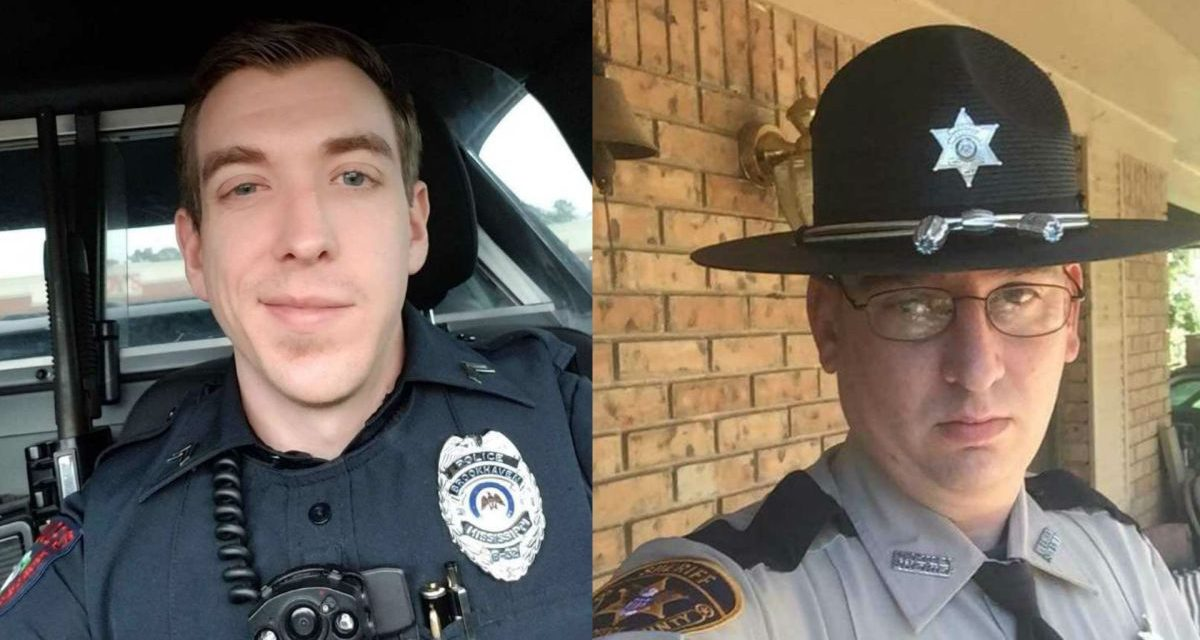 2 Mississippi Police Officers Killed In Shooting