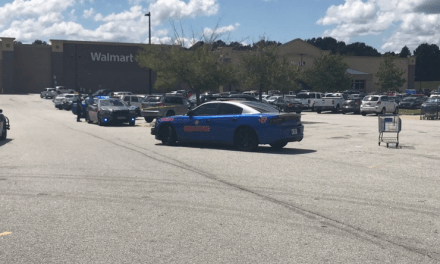 Georgia Officer Shot In The Head At Shoplifting Call