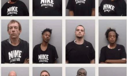 Arkansas Sheriff Apologizes For Nike Shirt Controversy