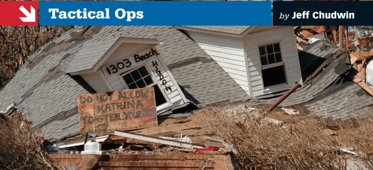Extended Deployment For Disaster Response