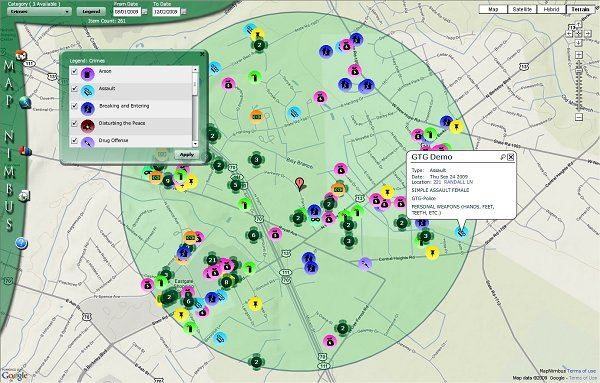 Crime Mapping & Geographic Profiling