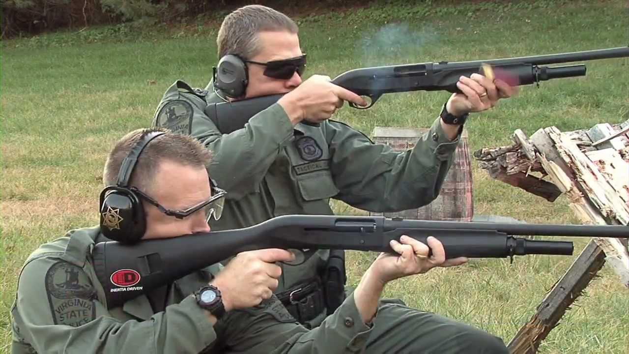 The 12-Gauge Shotgun