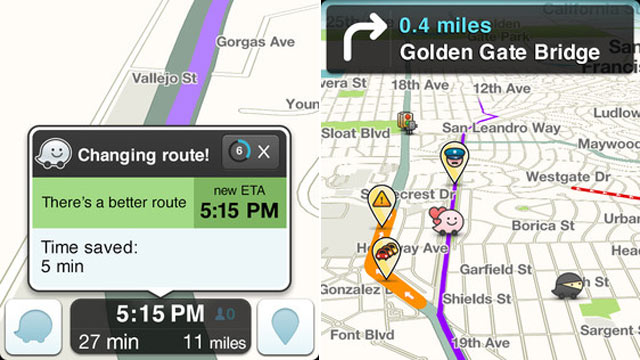 Law Enforcement vs. Google's Waze