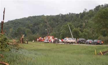 4 dead, 48 Injured as Tornado Hits Boy Scout Camp
