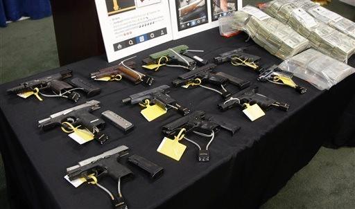 48 Boston Gang Members Indicted