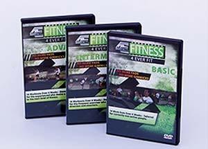 4E Fitness' DVD workouts