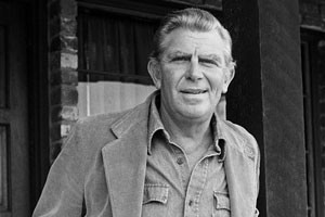 Andy Griffith — Sheriff of Mayberry — Dies at at Age 86
