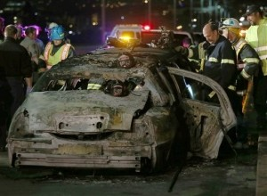 Bride, Four Others Die in California Limo Fire