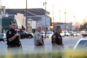 California Detectives Killed During Questioning of Suspect