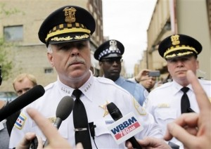 Former Chicago Chief Blames Black Lives Matter For Rise In Crime, 'Anti-Police Sentiment'