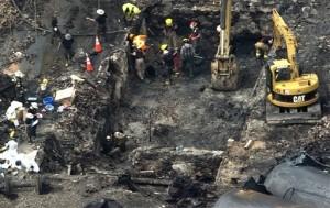 Criminal Investigation Begins in Quebec Train Derailment