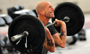 CrossFit and Below 100: An Unexpected Match