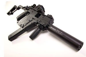 Defiance® Introduces The HPS 4GSK CAL. 45 ACP High Precision Silencer For The Kriss® Vector Family Of Firearms