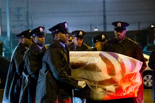 Details in Killing of Philadelphia Officer