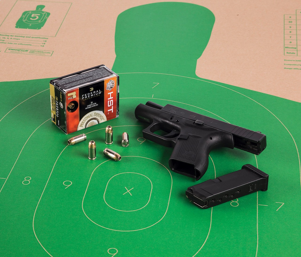 Federal Premium Adds 380 Auto to Personal Defense HST Lineup