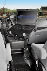 Gamber-Johnson Announces a NEW Vehicle Docking Station  for the Panasonic Toughbook® 54 Laptop computer