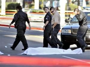 Gunman Opens Fire on Hollywood Street