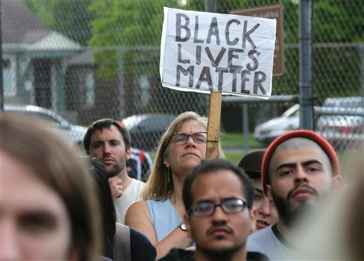 Hundreds Protest Police Shooting in Washington