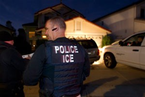 Immigration Officials Arrest More Than 3