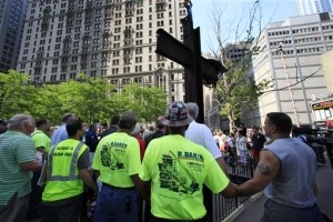 Judge Expected to Reject World Trade Center 9/11 Steel Cross Complaint