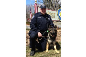 K-9 Kaptures: Training Pays Off