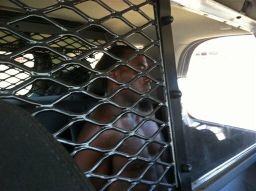 Killer of Shreveport Officer Arrested