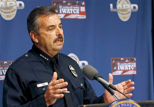 Report Says More LAPD Cops Need To Get Away From A Desk