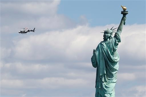 Man Arrested for Bomb Threat Hoax at Statue of Liberty